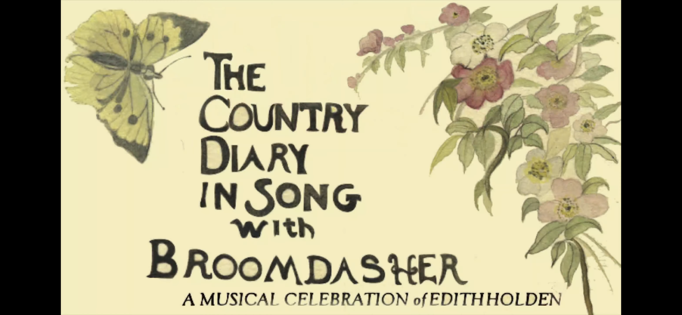 The Country Diary in Song with Broomdasher poster