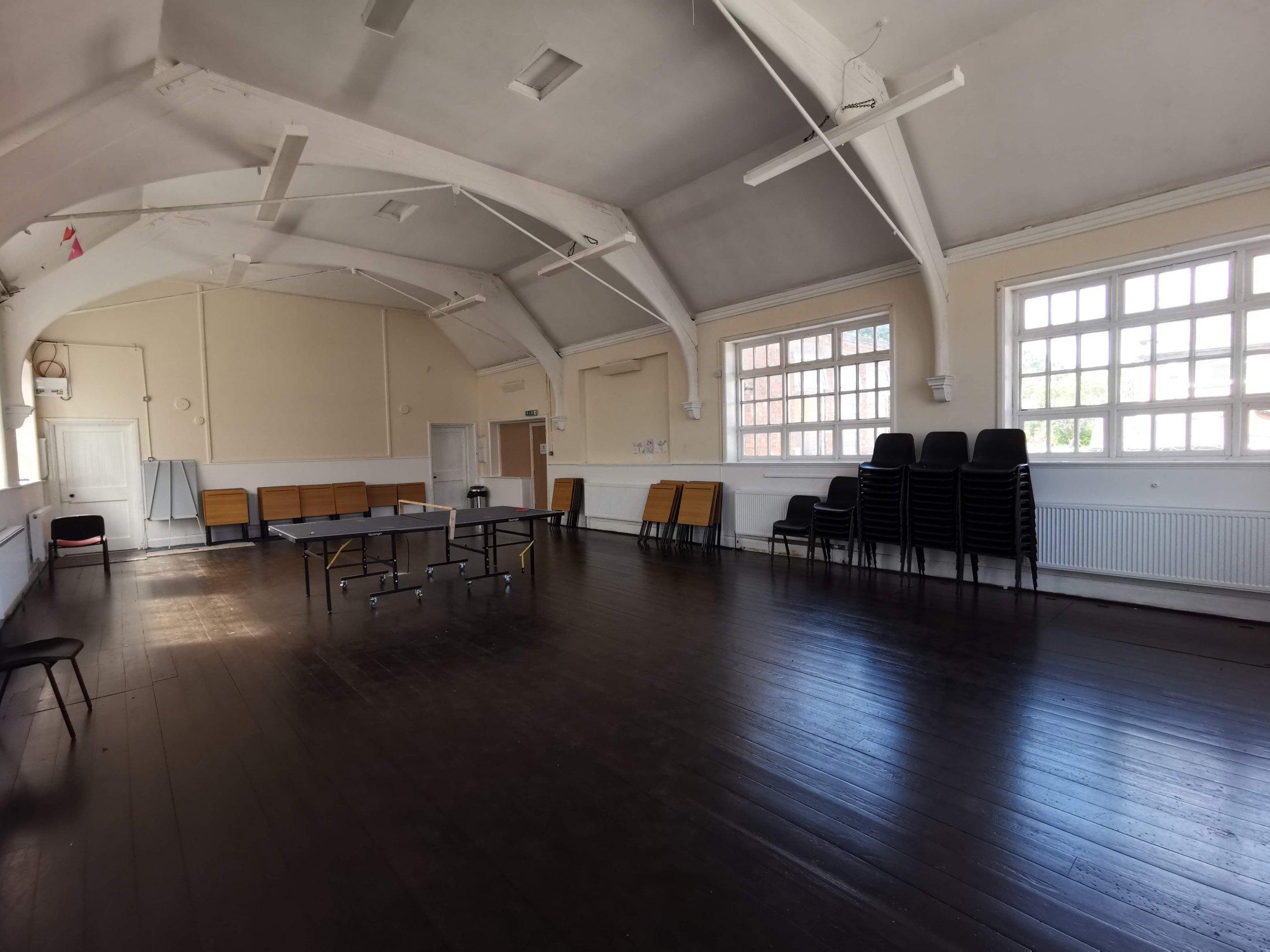 The Community Hall